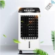 Мини кондиционер вентилятор 4 в 1 Gold Diamond с пультом для комнаты мобильный напольный без воздуховода с таймером для квартиры увлажнитель переносной охладитель воздуха для дома Air Cooler TK-000-27