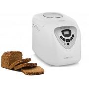 Хлебопечка CLATRONIC лучшая домашняя хлебопечь с замесом на 12 программ для полезного простого и вкусного хлеба. Белая BBA3505W