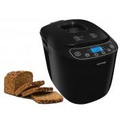 Хлебопечка Concept лучшая домашняя хлебопечь с замесом на 12 программ для полезного простого и вкусного хлеба. Черная PC5510B