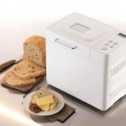 Хлебопечка Kenwood лучшая домашняя хлебопечь с замесом на 12 программ для полезного простого и вкусного хлеба. Белая BM250W