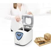 Хлебопечка Princess лучшая домашняя хлебопечь с замесом на 15 программ для полезного простого и вкусного хлеба. Белая 152006W
