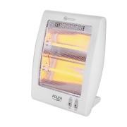 Обогреватель инфракрасный Adler 800 Вт лучший электрический кварцевый экономный для дома белый AD7709W