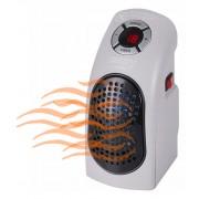 Обогреватель тепловентилятор Camry мини дуйка 700 Вт керамический Camry CR7715 LED дисплей с таймером Белый