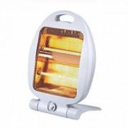 Обогреватель инфракрасный Crownberg 800 Вт лучший электрический кварцевый экономный для дома белый CB7745W