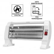 Обогреватель инфракрасный Rotex 1200 Вт лучший электрический кварцевый экономный для дома белый RAS16HW