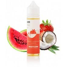 Премиум жидкость для электронных сигарет WES Peach Wastcomi 60 мл 3 мг