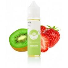 Премиум жидкость для электронных сигарет WES Kiwerry 60 мл 3 мг