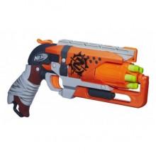 Бластер NERF Hammershot Blaster Оранжевый