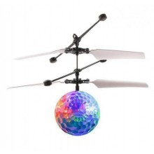 Летающий шар WHIRLY BALL Led Разноцветный