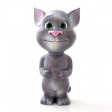 Говорящий кот-повторюшка Talking Tom Grey