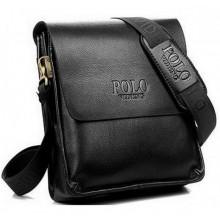 Мужская сумка POLO Videng Classic Черная