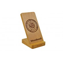 Беспроводная зарядка WoodbooD Wireless Charge Wood Holder