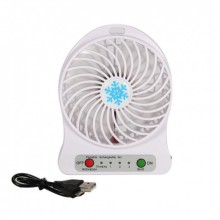 Мини-вентилятор Portable Fan Mini Белый