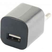 Сетевое зарядное устройство TOTO TZH-50 Travel charger 1USB 1A Black