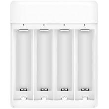 Зарядное устройство Xiaomi Rechargeable Batteries Charger AA/AAA White