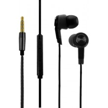 Наушники TOTO Earphone Mi5 Metal Black