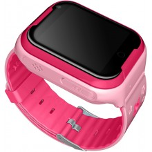 Смарт-часы UWatch Q402 Kid smart watch Pink