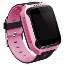 Смарт-часы UWatch Q66 Kid smart watch Pink