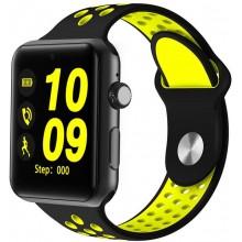 Фитнес-браслет UWatch DM09 Plus Yellow