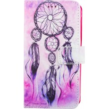 Чехол-книжка TOTO Book Universal cover Picture magic with window 5.0'-5.5' Dreamcatcher amulet