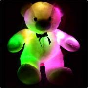 Светящийся плюшевый мишка на день Валентина Light Love LED RGB 678-12001