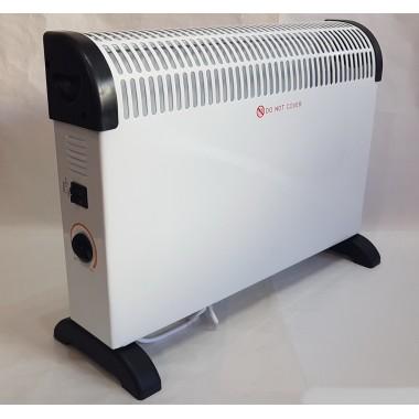 Обогреватель конвектор электрический Crownberg CB2001 Белый 2000W