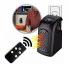 Обогреватель тепловентилятор мини дуйка керамический Handy Heater HH400 Черный 400W с пультом