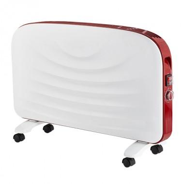 Обогреватель конвектор электрический Maestro MR928WR Белый с красным 2000W