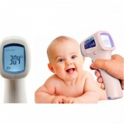 Термометр градусник детский бесконтактный электронный инфракрасный Baby Kid BIT-220
