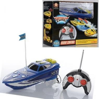 Катер лодка радиоуправляемая MX 00020