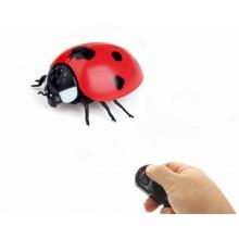 Робот Божья коровка. Радиоуправляемый насекомое робот. Красный. ROBOTOYS LB0001