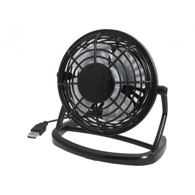 Мини вентилятор USB Airflow CD-816 Mini Fan Черный